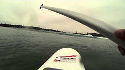 SUP at Coffs Harbour