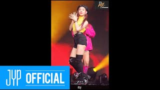 """ITZY """"WANNABE"""" #2 #CHAERYEONG @ LIVE PREMIERE"""