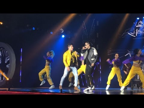 Chyno Miranda ❌ Neutro Shorty – Sin Trucos De Belleza | Premios Pepsi Music 2018🎉[Live]