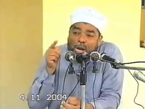 MSAMAHA WA KWELI KWA ALLAH - SHEIKH NASSOR BACHU