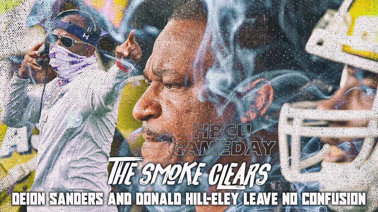 The Smoke Clears: Deion Sanders and Donald Hill-Eley leave no confusion