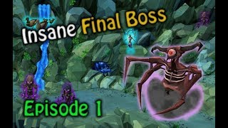 Runescape 3  Road to Insane Final Boss l Episode 1