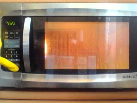 Microwave Oven Sparks
