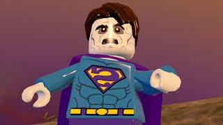 LEGO BATMAN 3 - Bizarro FREE ROAM GAMEPLAY (Bizarro DLC)