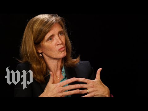 Opinion | Samantha Power: Trump's tweets are classic Russian 'whataboutism'
