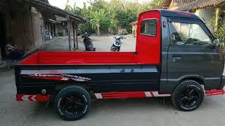 540 Modif Mobil Pick Up Carry Terbaik