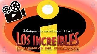 Los increibles pelicula completa en español latino