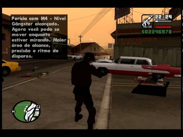 GTA - Subindo o morro BIGODE GROSSO #1 Travel Video