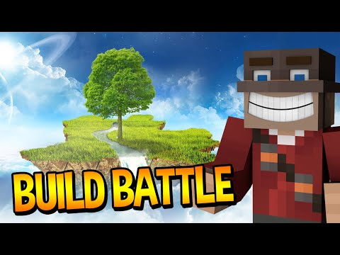 FLOATING ISLAND - Minecraft Build Battle #5