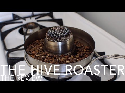 THE HIVE ROASTER - The Review