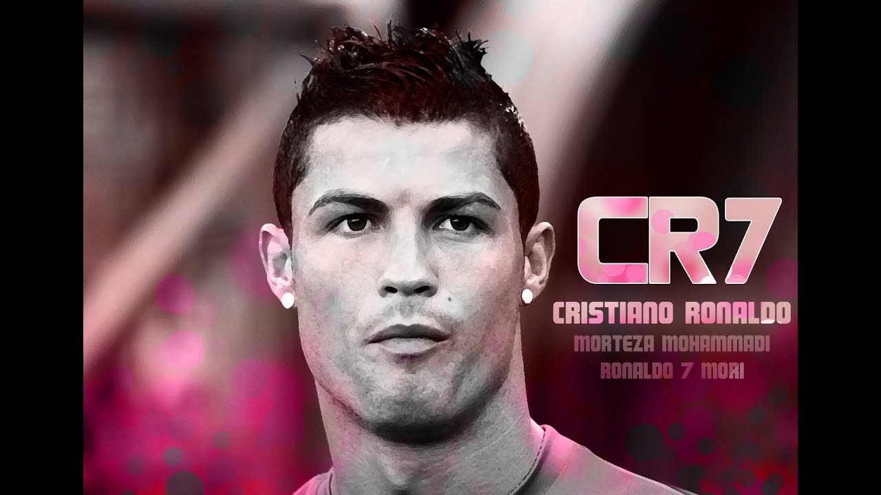 Cristiano Ronaldo Haircut History CR Best Hairstyle Ever - Cr7 hairstyle wallpaper