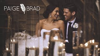 Best Friends Fall in Love | Gorgeous Houston wedding video at The Corinthian