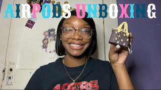 Quick AirPod Pro Unboxing