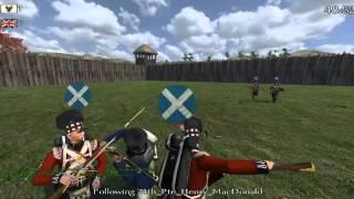 M&B: Napoleonic Wars:74th vs 1stEB GF