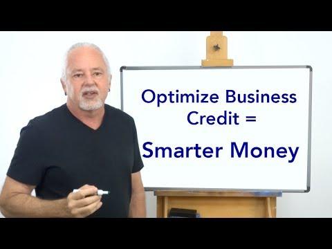 Optimizing Business Credit