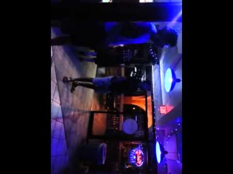 Bzr at balcony bar .. karaoke night !!!