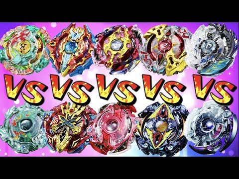 Which is Better Dual Layer Or God Layer Beyblades? | Dual vs God Layer Battle | Part 1