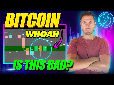 HOW BAD IS THIS BITCOIN DIP? (WATCH FOR THIS BTC MOVE!)