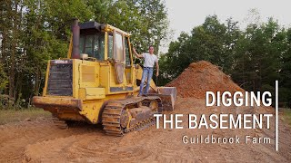Off Grid Home Build (#12): We're Back and this BUILD IS ON!