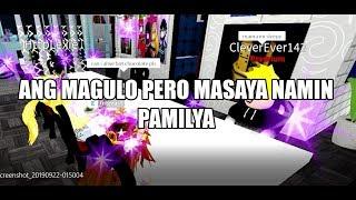 Roblox Happy Family Tagalog