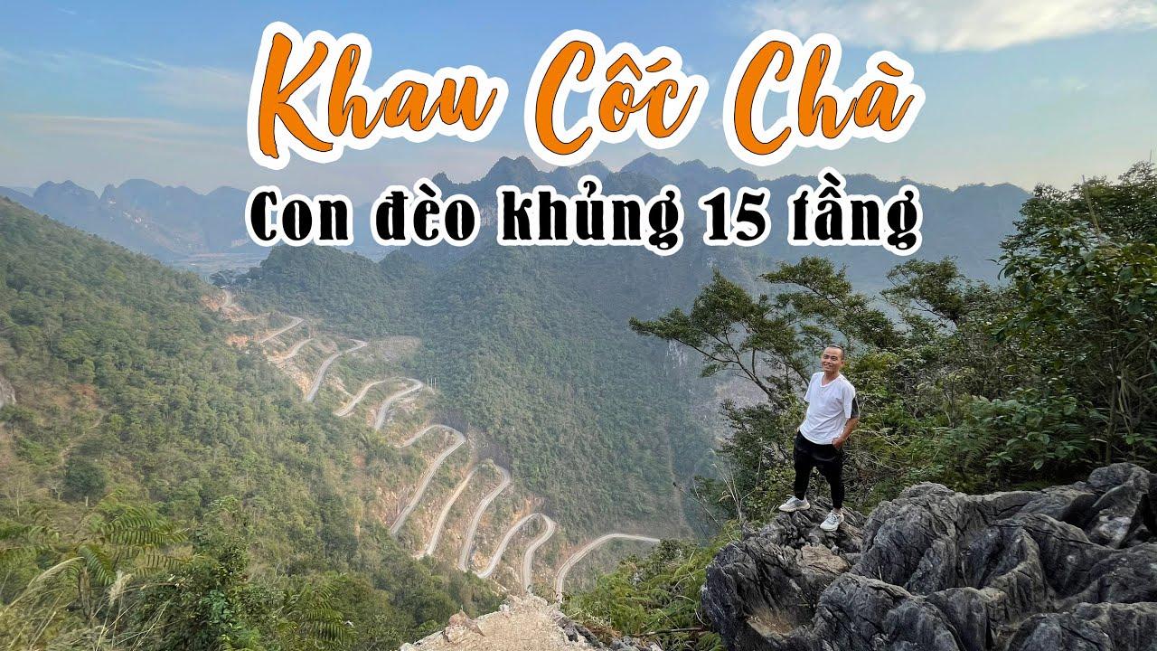 Bật mí điểm ngắm đèo Khau Cốc Chà 15 tầng - Con đèo nhiều tầng nhất việt Nam