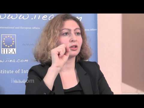 Dr Alice Ekman - Asia-Pacific: The Priority of China's Foreign Policy - 4 November 2015
