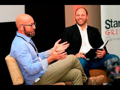 Startup Grind Cape Town Hosts Paul Simon (YDE, Uber Flavour) - #StartCPT