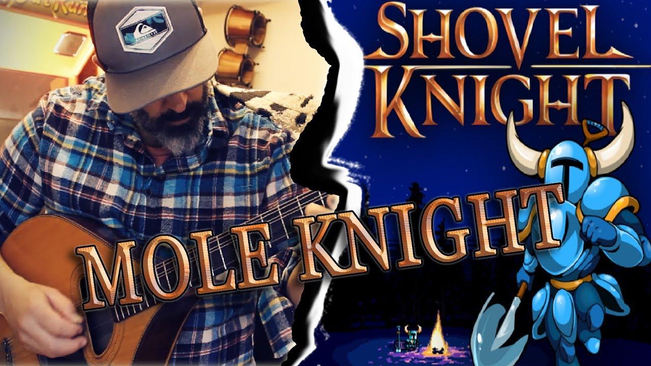 Shovel Knight - An Underlying Problem / Mole Knight - @banjoguyollie