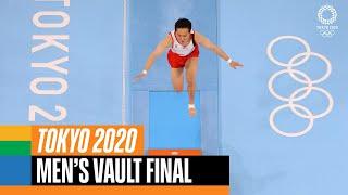 Men's Vault Final   Tokyo Replays