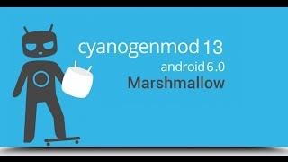 Andromax A Cusrom Marshmallow 6.0.1 SRS Inside (Cyanogenmod 13)