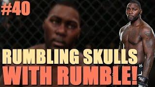 EA Sports UFC 2 Fighter Request #40 - RUMBLE RUMBLE RUMBLE!!