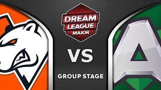 VP vs Alliance Leipzig Major 2020 DreamLeague 13 Highlights Dota 2