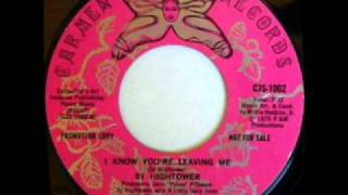 "Sy Hightower ""I Know You"