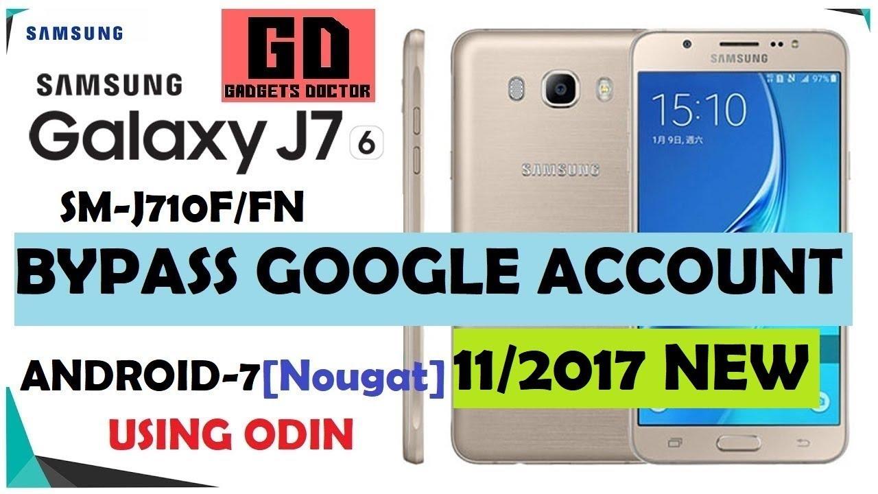 Samsung SM-J710F FRP