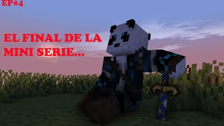 Minecraft con los panas, El final... / #4