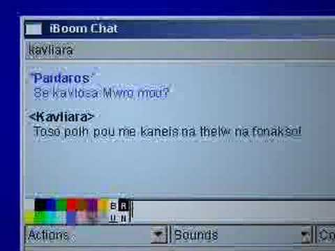 Chat greek sex