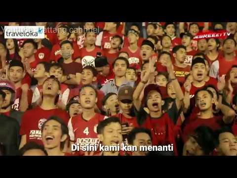 """Kren Lagu Baru Dari Suporter PSM Makassar """"PSM Tercipta Untuk Jadi Juara """" By Muhammad Alim"""