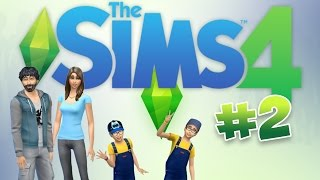 The Sims 4 - SHOWER SELFIES?! - #2