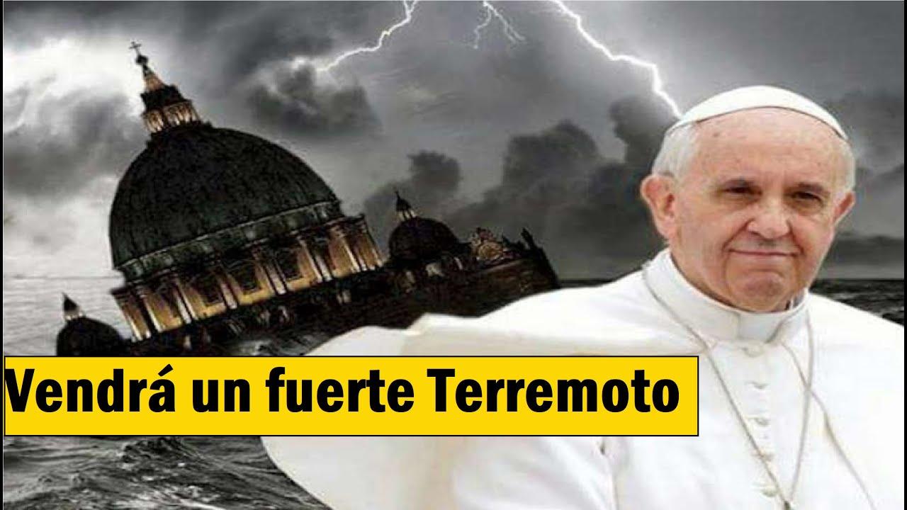 """Urgente Mensaje de la Virgen Maria """"Prepárense la Iglesia será sacudida por un Fuerte Terremoto"""""""
