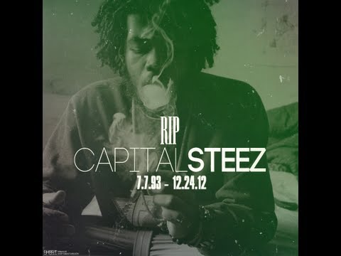 Capital Steez - M.I.A - Official Track - 2013 (Unreleased)