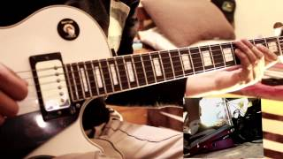 Molotov - Chinga tu madre (guitar cover)