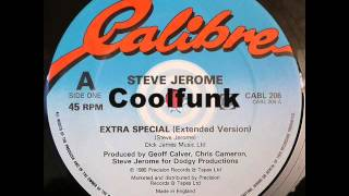 "Steve Jerome - Extra Special (12"" Extended 1985)"