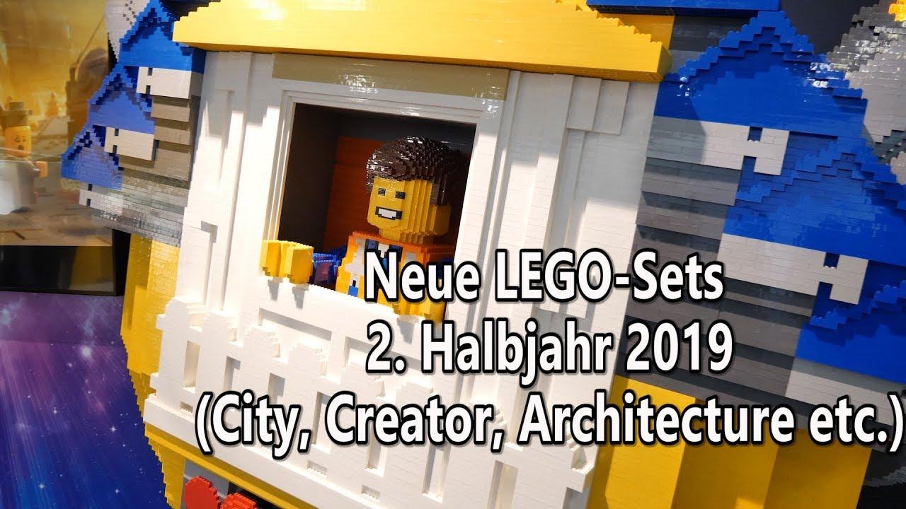 Lego Neuheiten 2019
