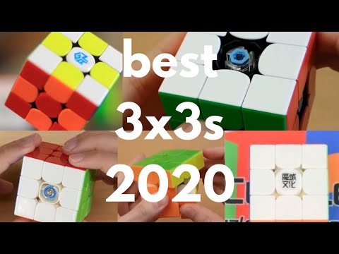 [2020] Best 3x3 Speedcubes