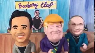 """"""" El Fonsi, Trump y Putin, al son de Despacito"""" (Inspitada en estos personajes)"""