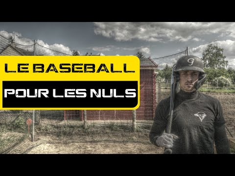 Le baseball pour les nuls