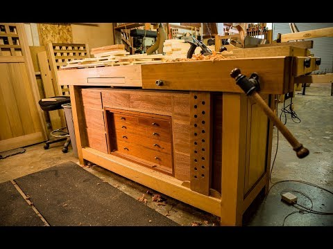 The Last Workbench I Will Ever Build