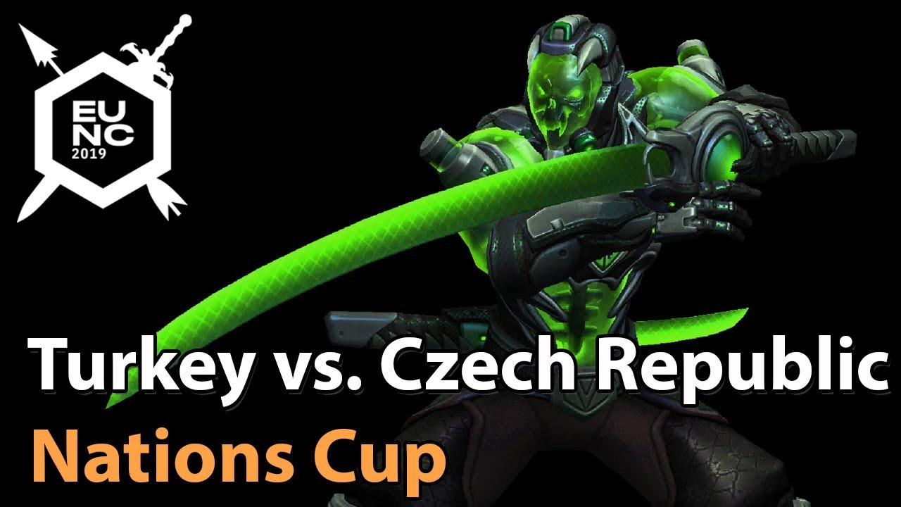 ► Turkey vs. Czech Republic - Nations Cup - Heroes of the Storm Esports