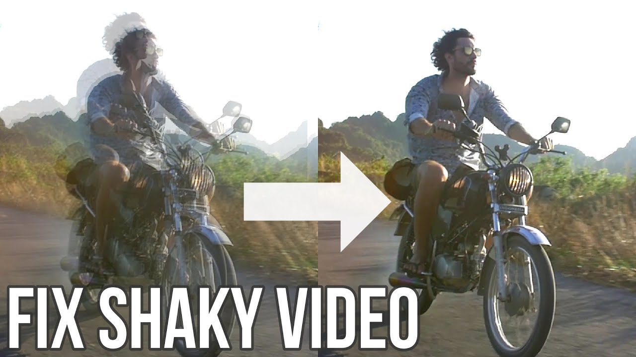 FIX SHAKY VIDEO: How to Stabilize Video w/ Free Video Editor Shotcut