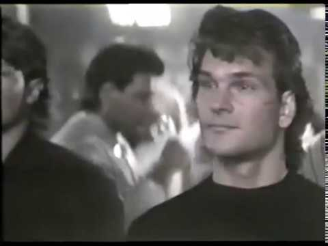 Patrick Swayze Road House Interview - June 1989